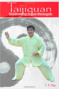 Book cover of Generating Inner Strength Through Taijiquan
