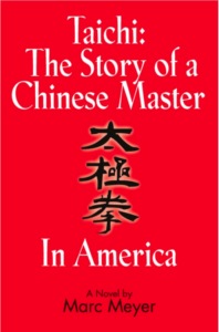 """Book Cover of """"Taichi: The Story of a Chinese Master in America"""""""
